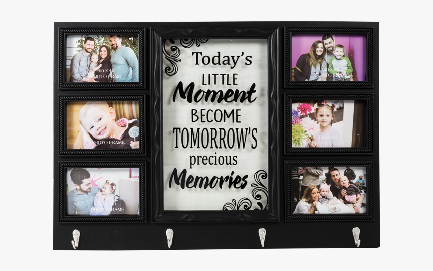 Collage Frame Png Transparent Image - Hd Family Photo Frame, Png Download, Free Download