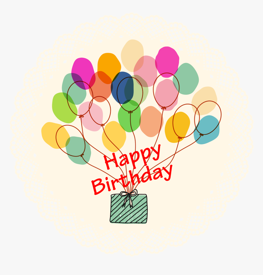 Png Birthday Designs Download Greeting Card Transparent Png Kindpng