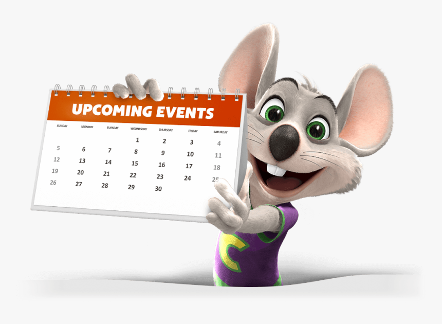 Transparent Chuck E Cheese Png - Chuck E Cheese Png, Png Download, Free Download