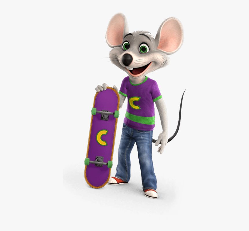 Chuck E S Skate Universe, HD Png Download, Free Download