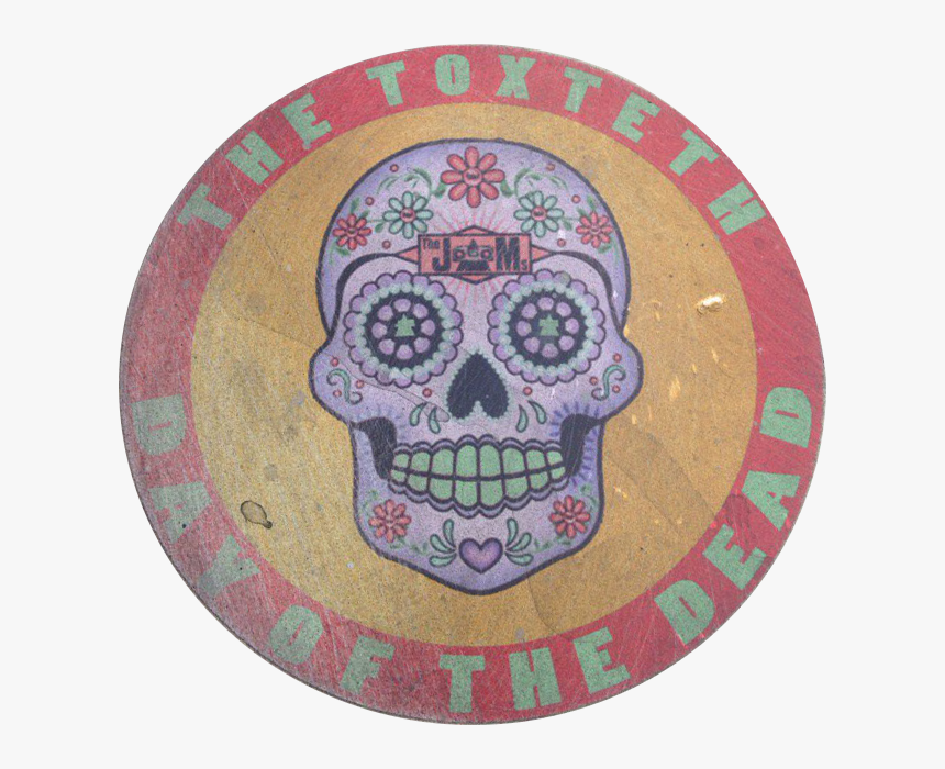 Toxteth Day Of The Dead - Skull, HD Png Download, Free Download