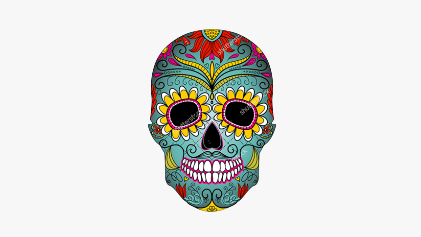 Day Of The Dead Calaveras, HD Png Download, Free Download