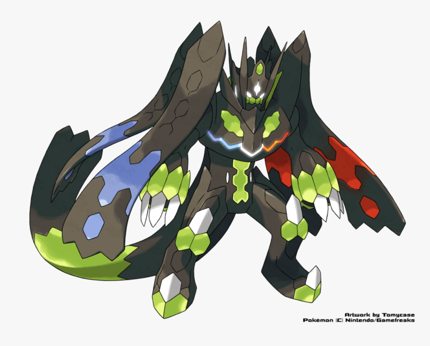 Perfect Zygarde, HD Png Download, Free Download