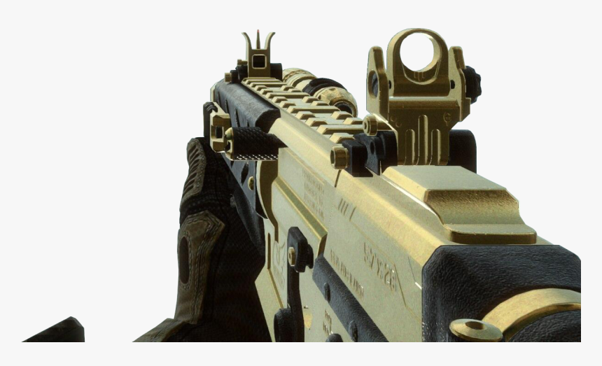 Call Of Duty World War 2 Diamond Sniper In Camouflage - Black Ops 2 Peacekeeper Gold, HD Png Download, Free Download