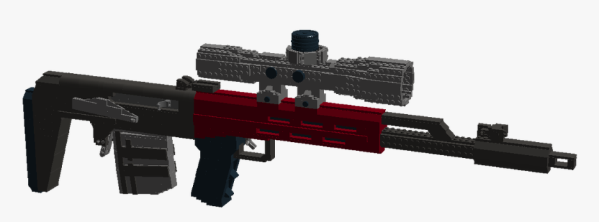 Picture - Assault Rifle, HD Png Download, Free Download