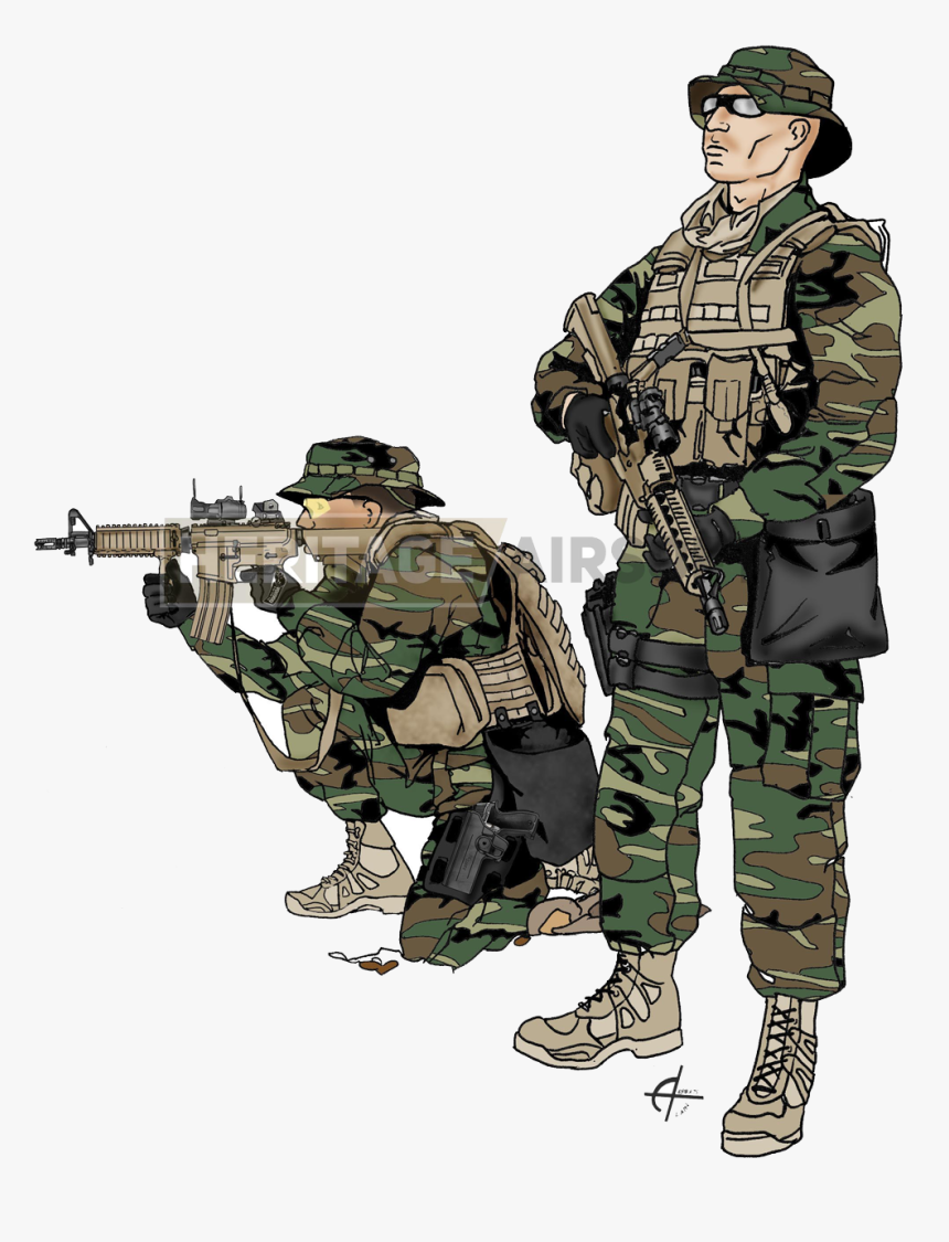 Navy Seal Airsoft, HD Png Download, Free Download