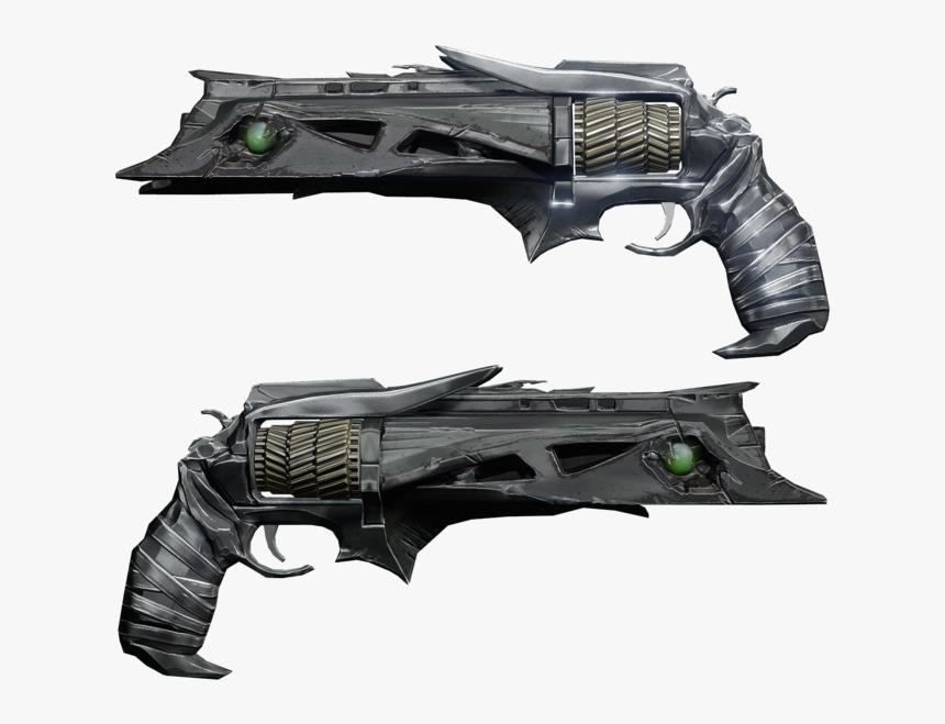 658px Destiny Thornhandcannon Views ] - Destiny 2 Thorn Gun, HD Png Download, Free Download