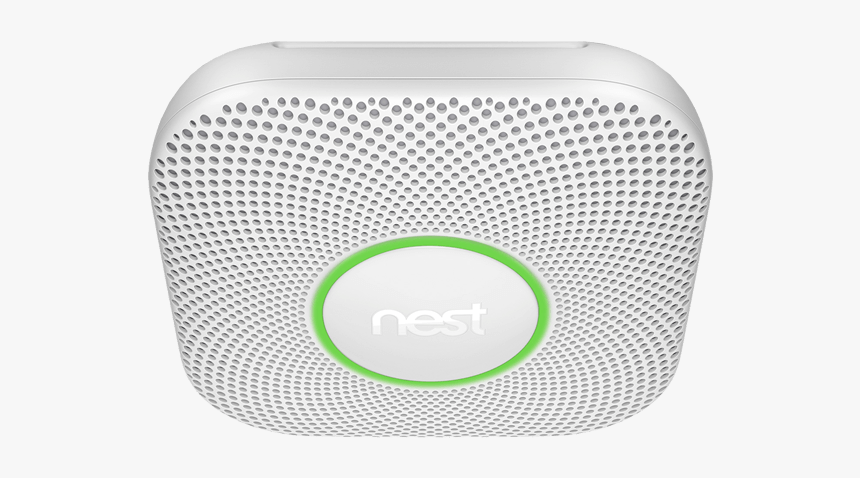 Nest Smoke Co Alarm, HD Png Download, Free Download