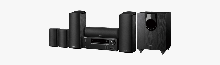 Onkyo Hts 7800, HD Png Download, Free Download