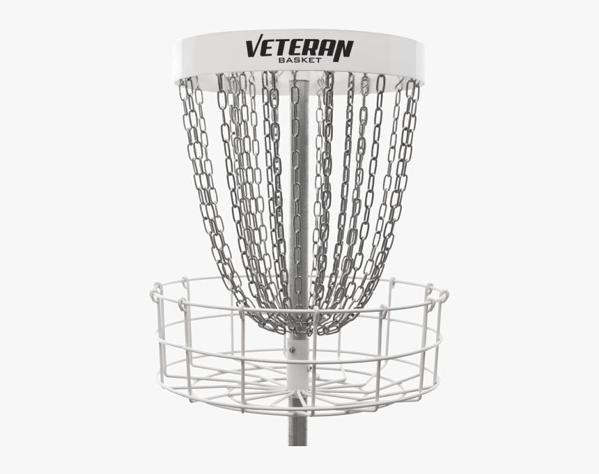 Disc Golf Veteran Basket Png, Transparent Png, Free Download