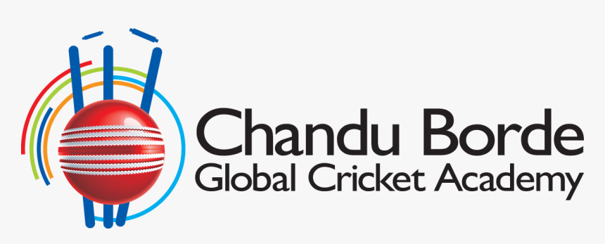 Indian Cricket Logo Png - Chandu Borde Global Cricket Academy, Transparent Png, Free Download