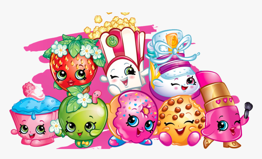 Shopkins Clipart, HD Png Download, Free Download