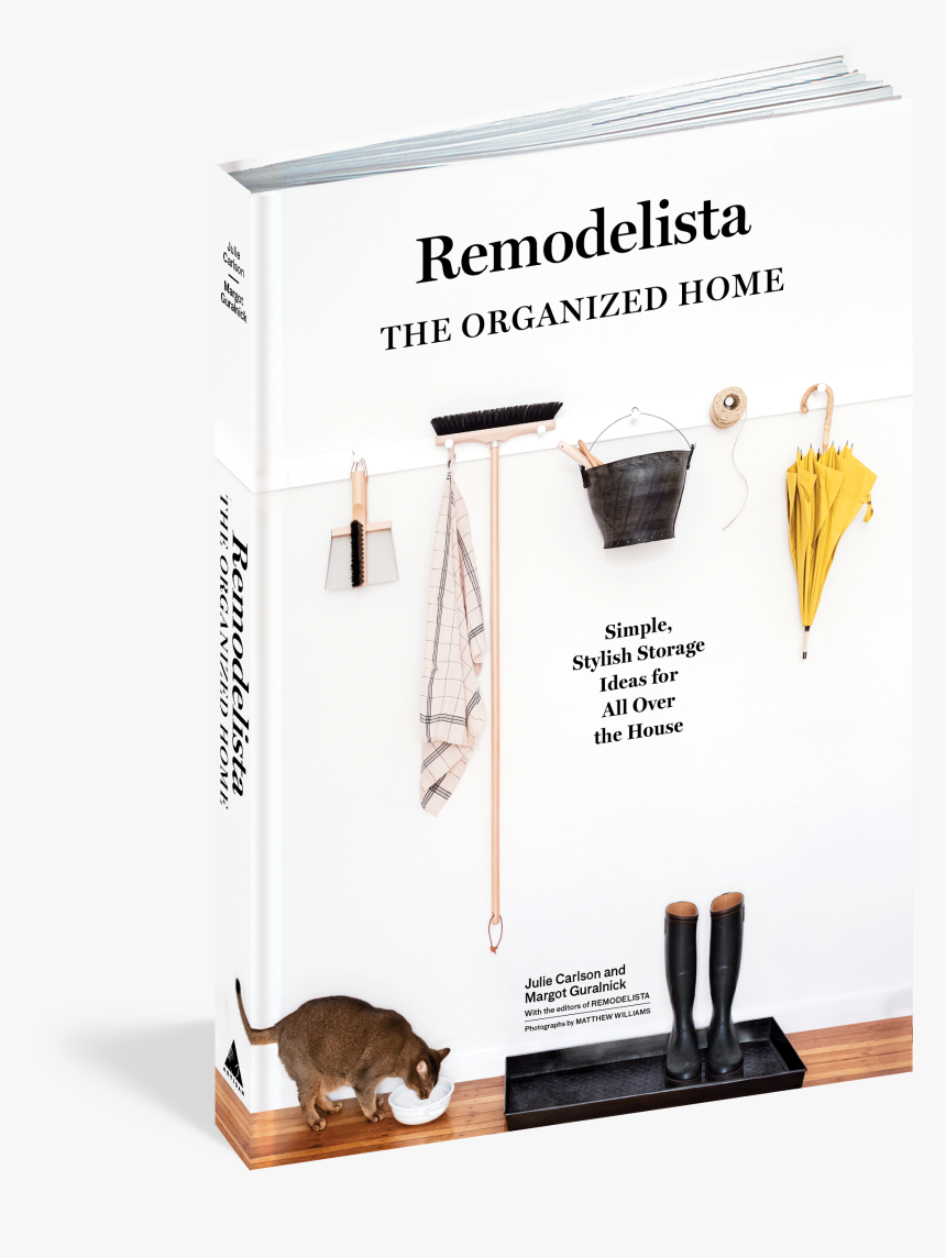 Cover - Remodelista The Organized Home Simple Stylish Storage, HD Png Download, Free Download