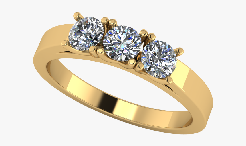 Ladies Wedding Band - Pre-engagement Ring, HD Png Download, Free Download