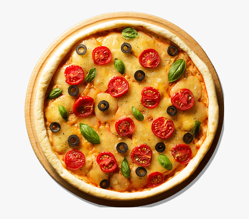 So Why N - Pizza From Top Png, Transparent Png, Free Download