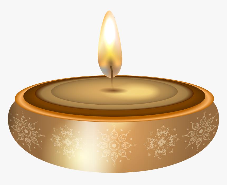 Diwali Oil Lamp Png, Transparent Png, Free Download
