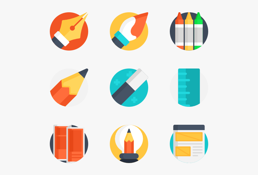 Graphic Design - Graphics Designer Icon, HD Png Download, Free Download