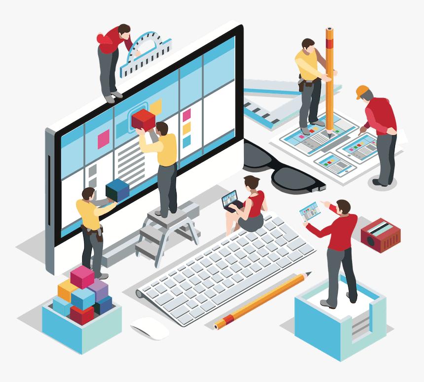 Ecommerce Website Design - Software Development Png, Transparent Png, Free Download