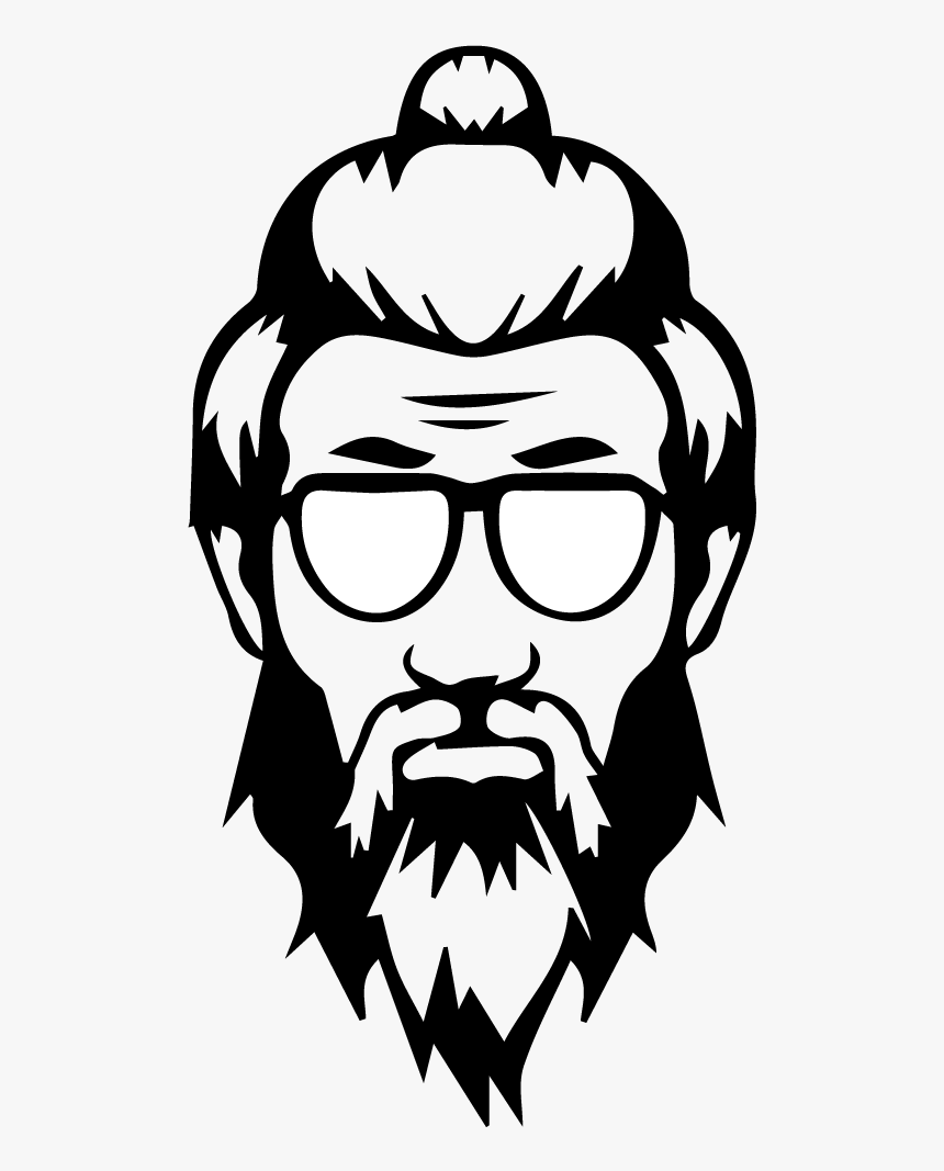 mentalswamy vector beard logo hd png download kindpng vector beard logo hd png download