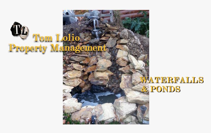 Transparent Waterfalls Png - Boulder, Png Download, Free Download