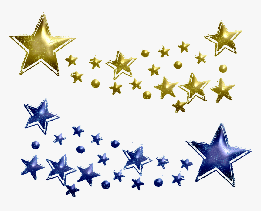 Stars Png Transparent Background - Portable Network Graphics, Png Download, Free Download