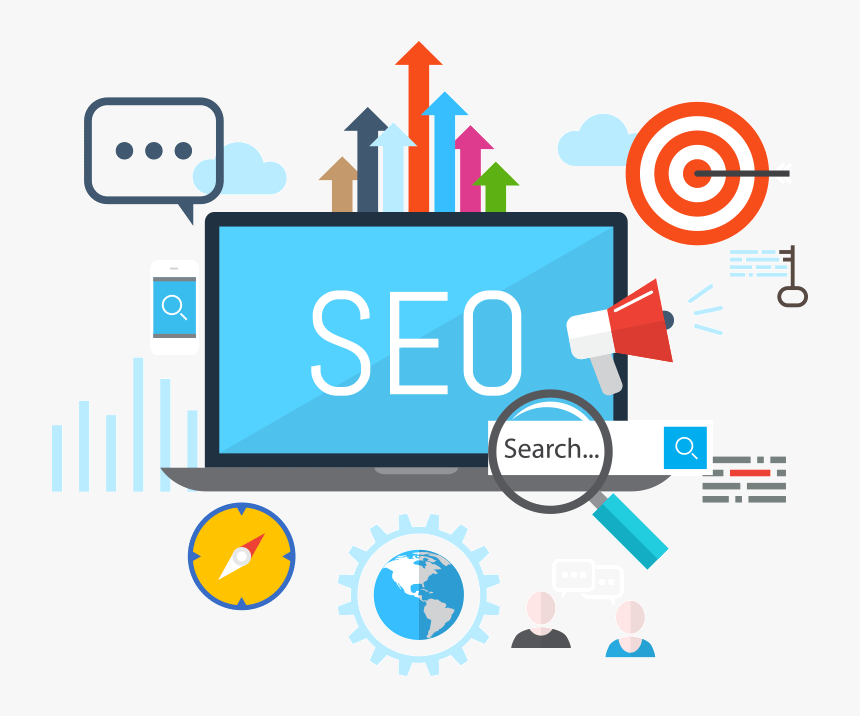 Search Engine Optimization Png, Transparent Png, Free Download