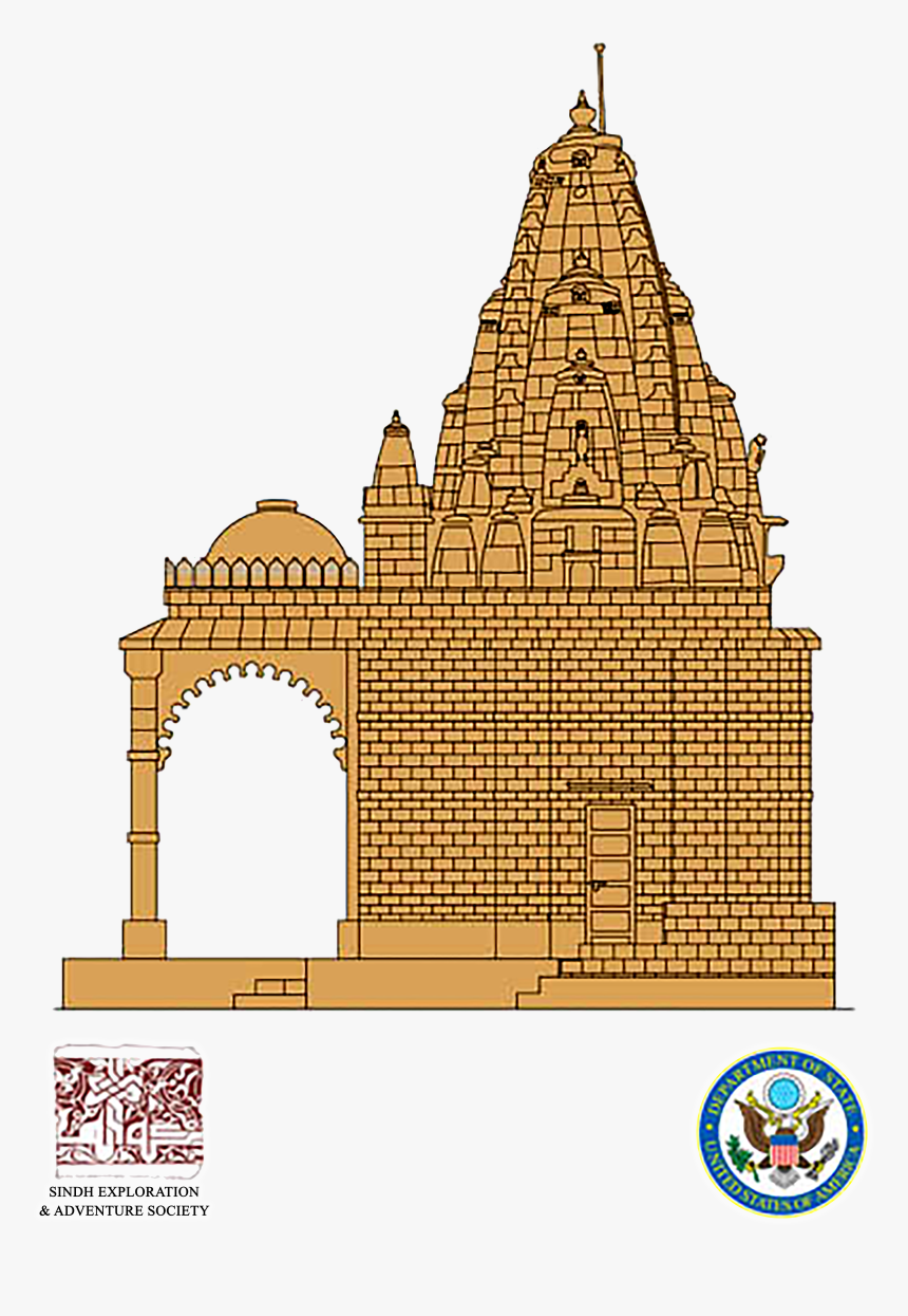 Hindu Temple, HD Png Download, Free Download