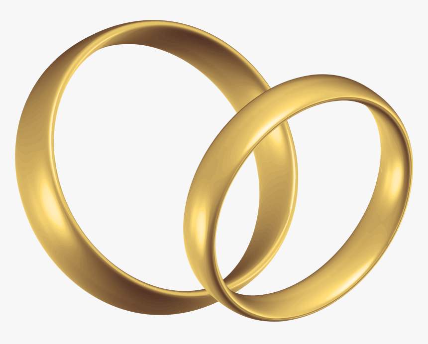Wedding Rings Png Clip Art - Portable Network Graphics, Transparent Png, Free Download