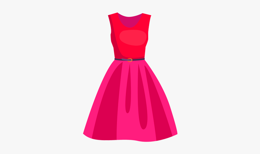 Dress Png Images For Free Download - Cocktail Dress, Transparent Png, Free Download