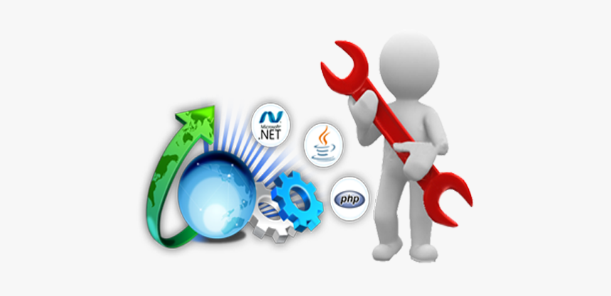 About Me Page Title Image - Type Of Custom Software, HD Png Download, Free Download