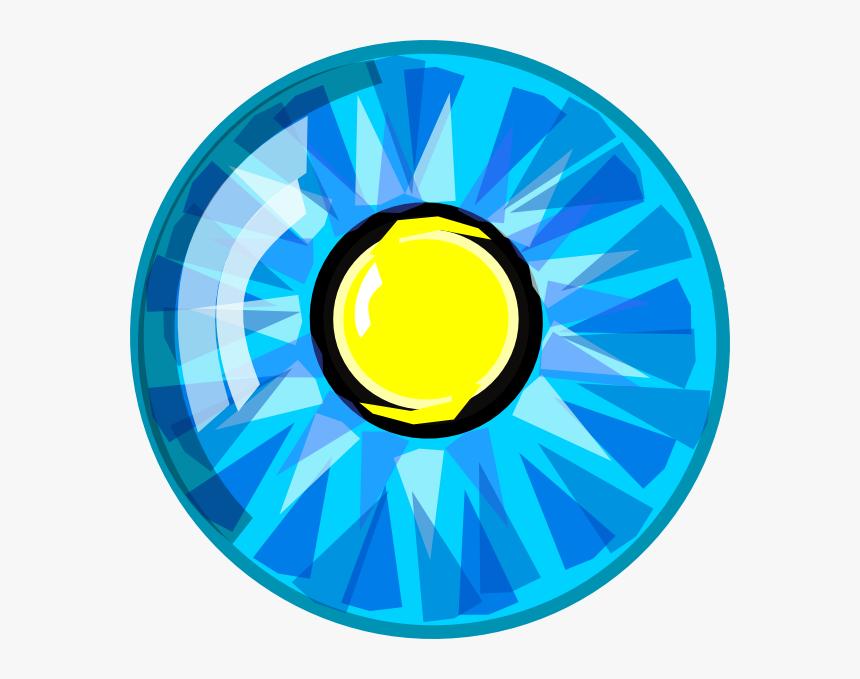 Cartoon Blue Eye Png, Transparent Png, Free Download