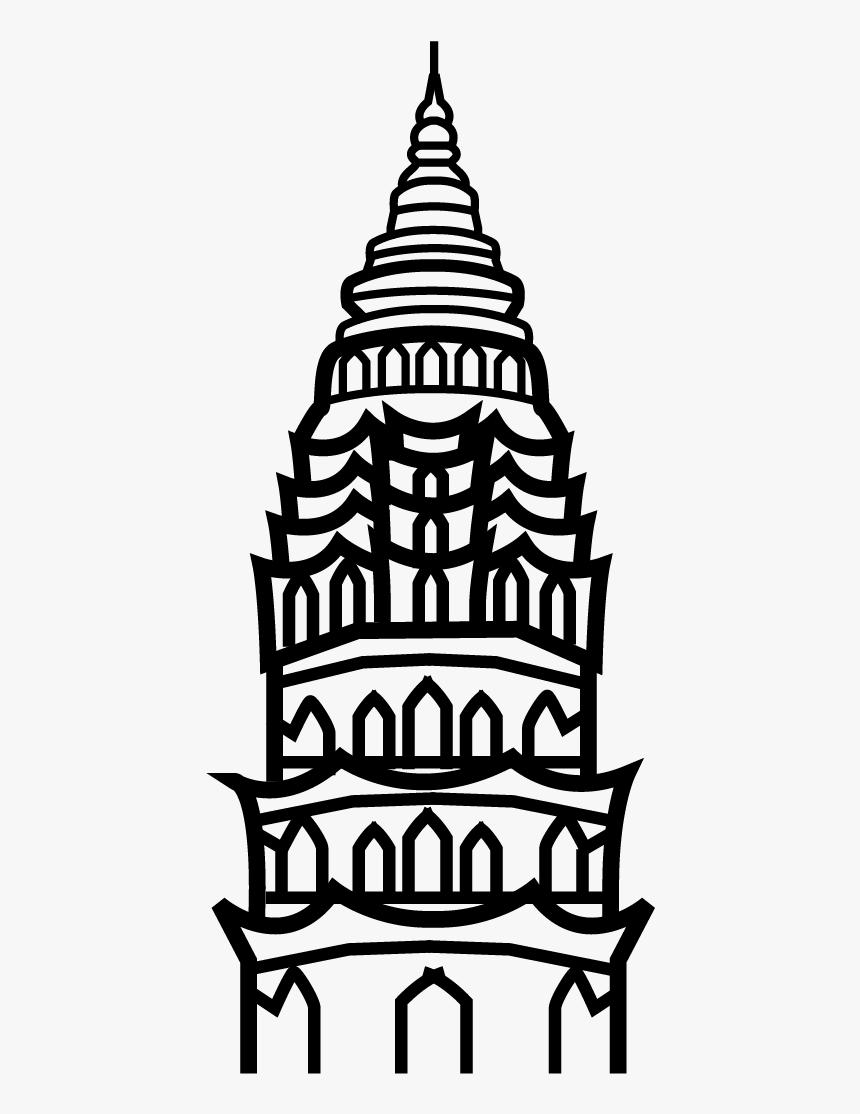 Kek Lok Si Temple Icon, HD Png Download, Free Download