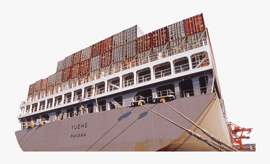 Global Supply Chain Boat At Fedex - Does Fedex Have Ships, HD Png Download, Free Download