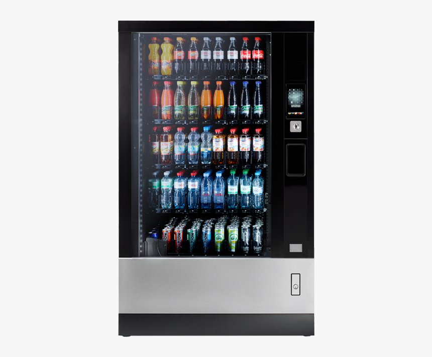 Vending Machine Front Png, Transparent Png, Free Download