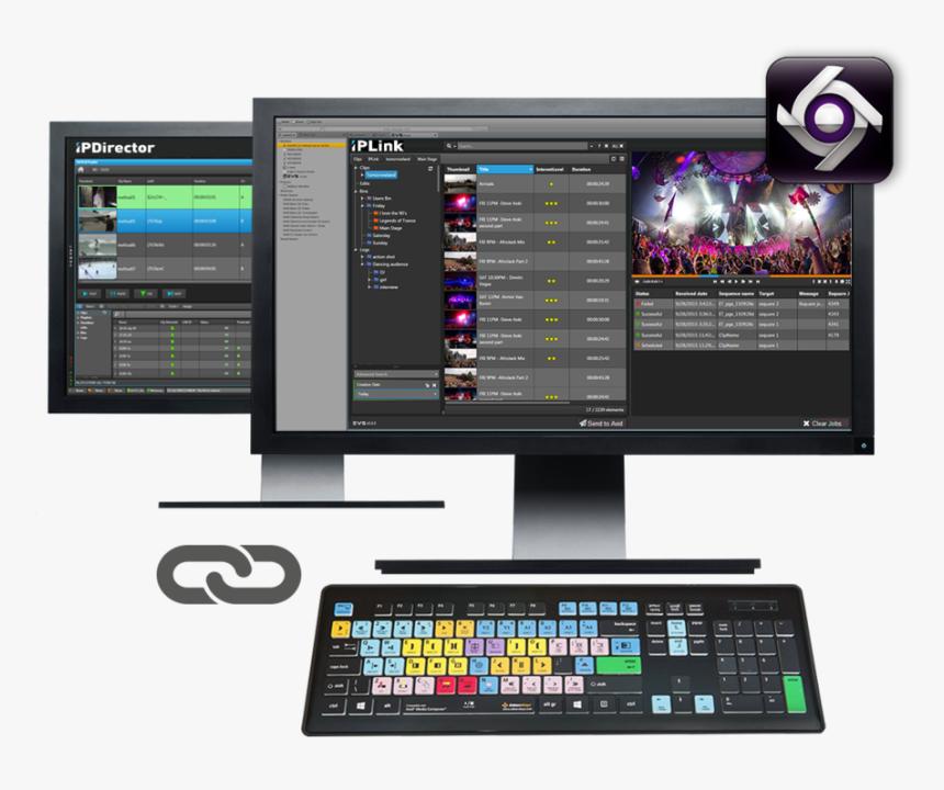 Iplink For Avid - Ip Browser Evs, HD Png Download, Free Download
