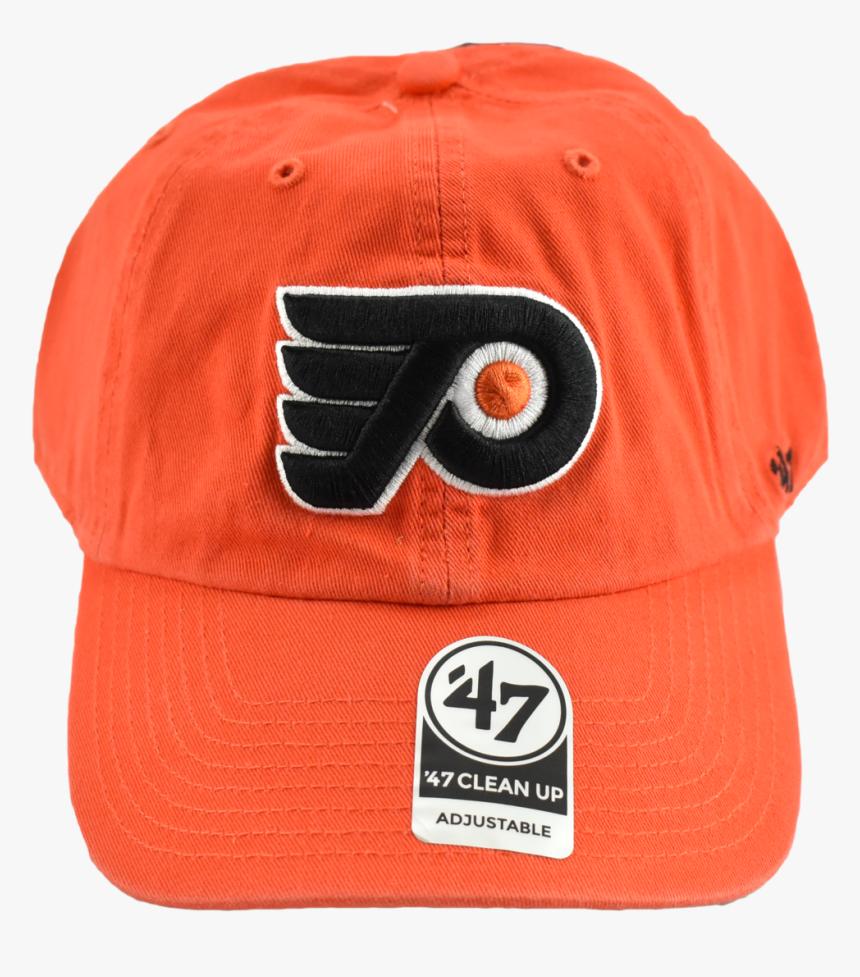 """Philadelphia Flyers Orange """"47 Nhl Dad Hat - Philadelphia Flyers Hat Png, Transparent Png, Free Download"""