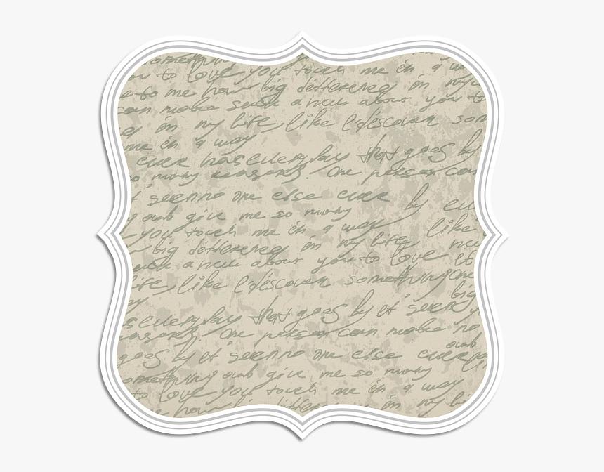 Vintage Label Png - Illustration, Transparent Png, Free Download