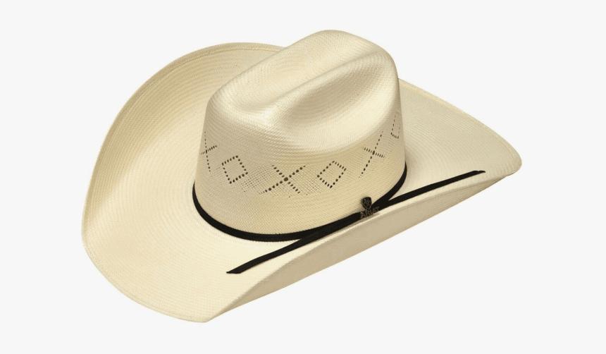 "Ariat® 20x Shantung Panama Straw Cowboy Hat ""  Title=""ariat® - Cowboy Hat Transparent L, HD Png Download, Free Download"