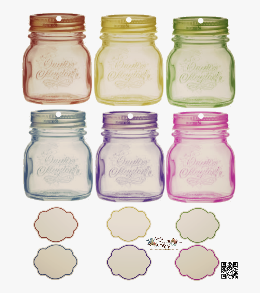 """free - Mason Jar, HD Png Download, Free Download"