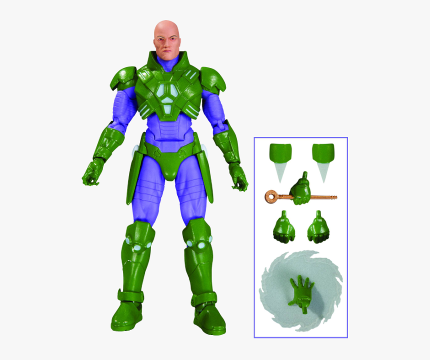 Picture 1 Of - Lex Luthor Action Figure, HD Png Download, Free Download