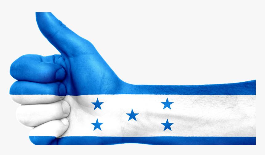 Bandera De Honduras - Bandera De Honduras Emoji, HD Png Download, Free Download