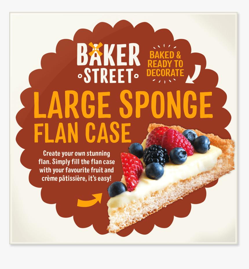Baker Street Flan Case, HD Png Download, Free Download