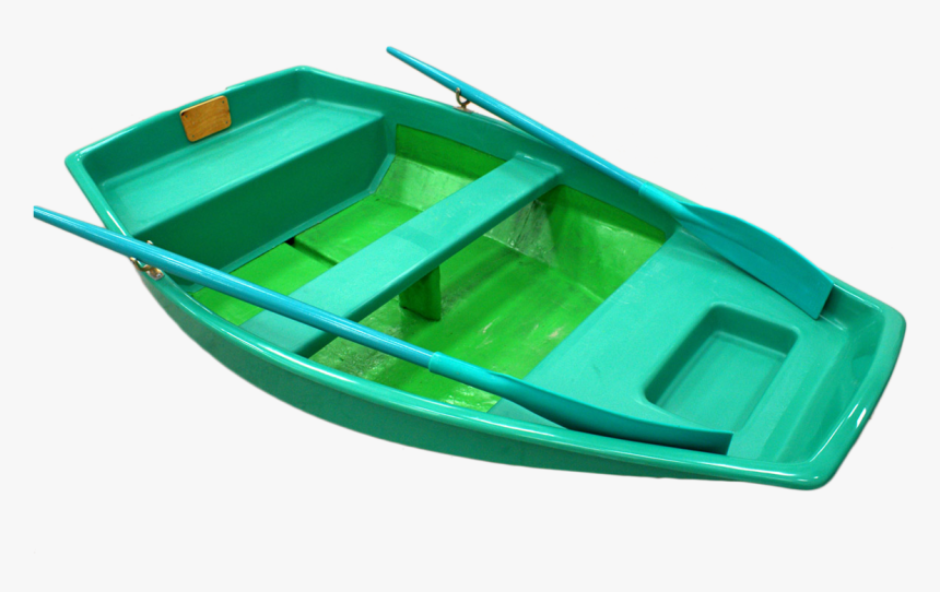 Transparent Fishing Boat Png - Green Boat Png, Png Download, Free Download