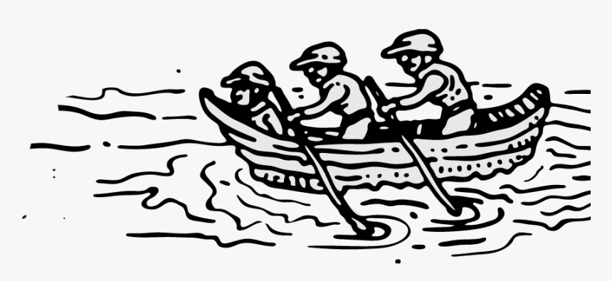 Twocrows Transparent-10 - Canoe, HD Png Download, Free Download