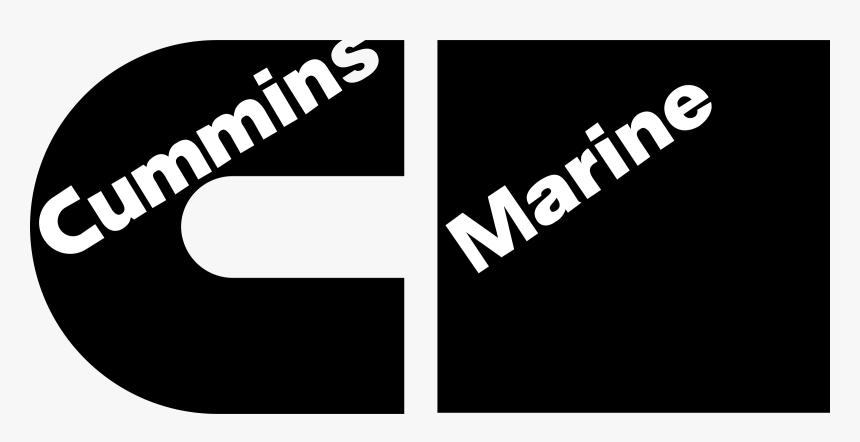 Cummins Marine Logo Png Transparent - Cummins Logo Vector, Png Download, Free Download