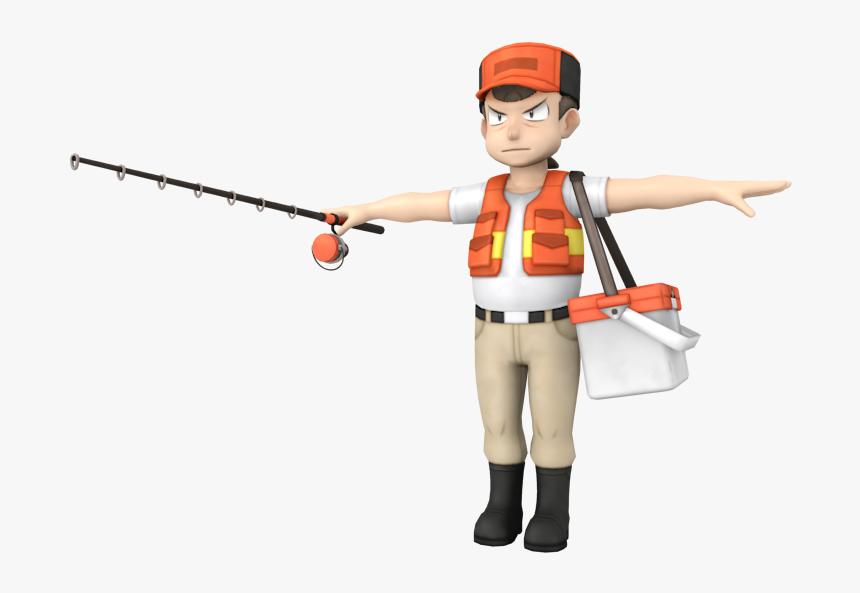Download Zip Archive - Fisherman Pokemon Png Transparent, Png Download, Free Download