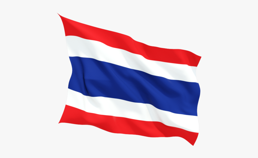 Download Flag Icon Of Thailand At Png Format - Thailand Flag Png, Transparent Png, Free Download
