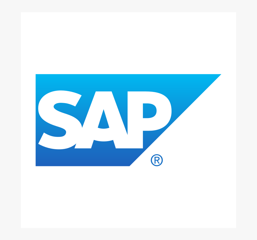 Sap Logo Png - Sap, Transparent Png, Free Download