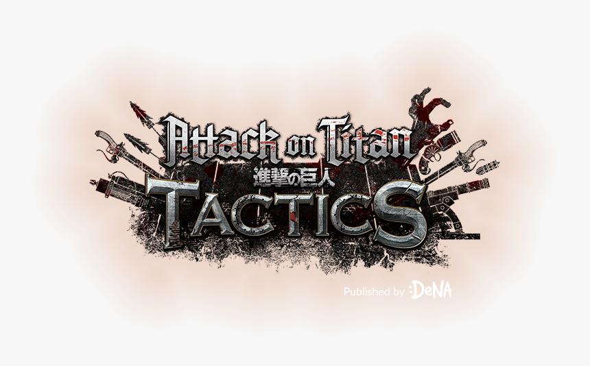 Attack On Titan Tactics Logo, HD Png Download, Free Download