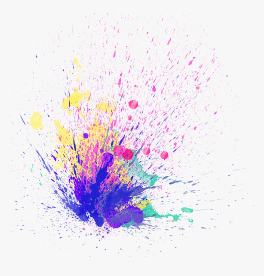 #pintura Manchas - Picsart Editing Stickers, HD Png Download, Free Download
